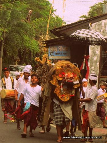 Balinese Celebration