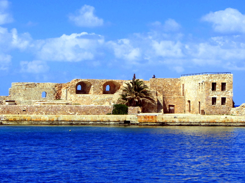 The Chania Port