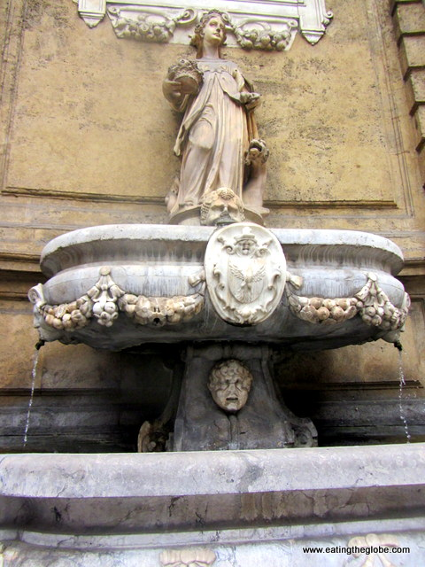 Fountain-things to do in Palermo