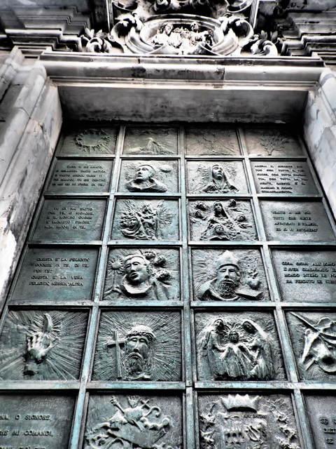 Door in Trapani