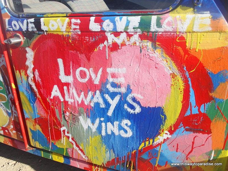 Love always wins Ibiza