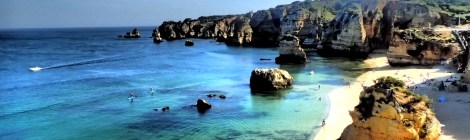 Lagos, Portugal best beaches in the world
