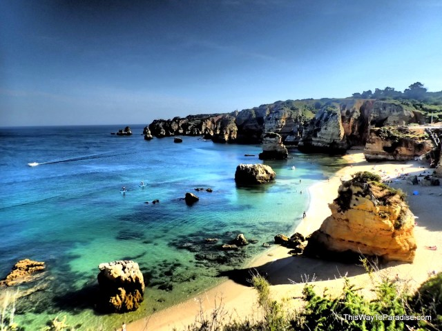 Lagos, Portugal best beaches in the world the best places to travel alone