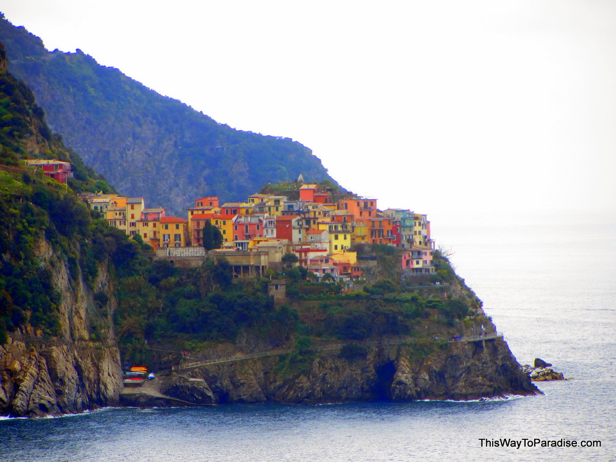 Cinque Terre worst place ever