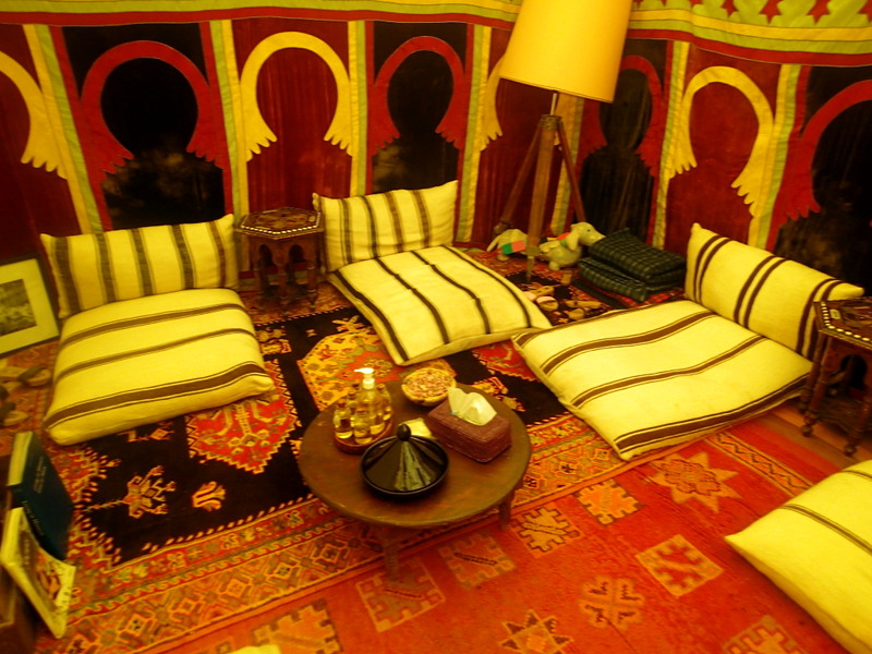 Marrakech hammam