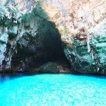 Why You Don't Want To Miss The Colorful Melissani Cave In Greece