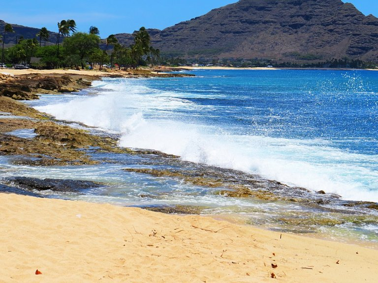 Pokai Bay: A Sacred Beach On Oahu