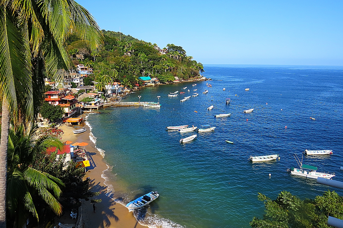 Things To Love About Yelapa/MiraMar: Stay In A Private Beach Casa In Yelapa, Mexico