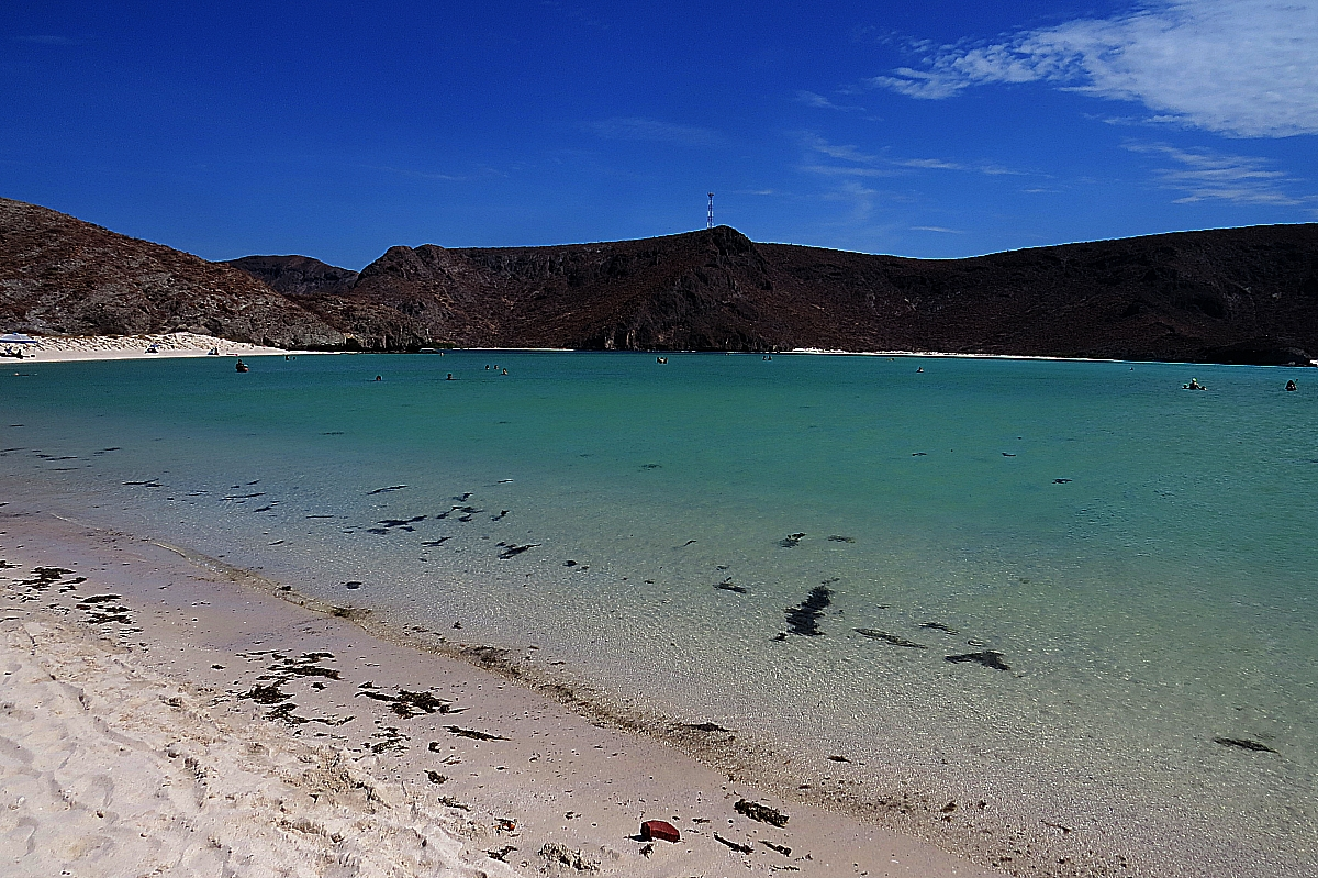 The Finest Beaches In La Paz, Mexico