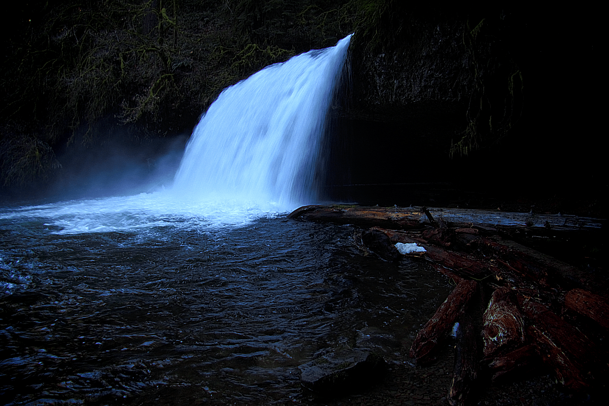 Oregon Waterfalls: Butte Creek Falls