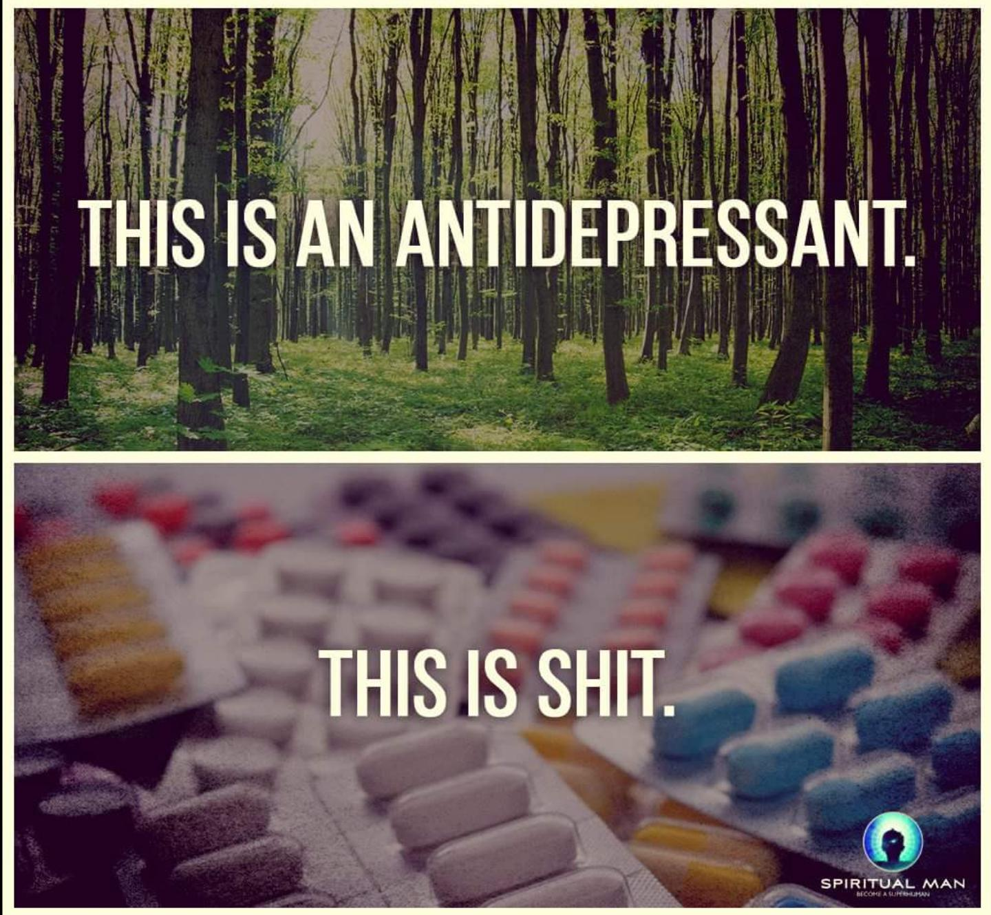 Image result for this is an antidepressant this is shit