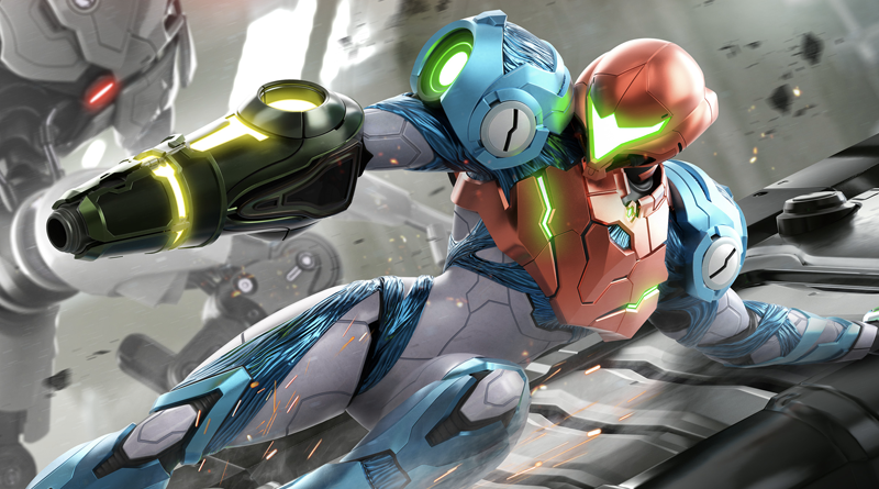 Metroid Dread – One to watch for 2021