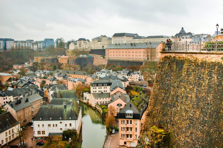 """The """"most beautiful balcony in Europe"""" is found in Luxembourg"""