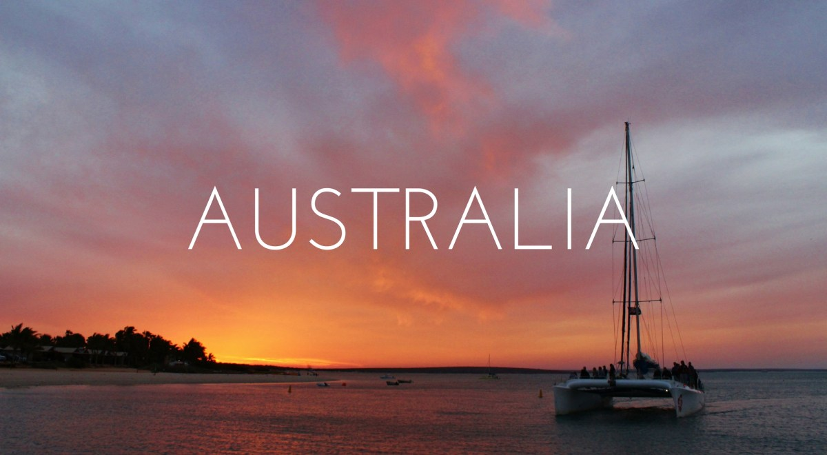 My Top 5 Experiences in Australia