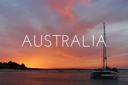 My top 5 experiences in Australia