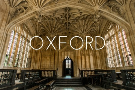48 Hours in Oxford - What to see and do