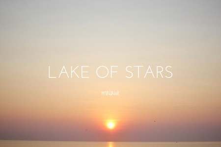 A Lake Of Stars - Malawi's Festival Of Music And Art