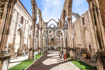 All my favourite places in Lisbon, Portugal