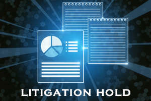 Does Your Business have a Litigation Hold Policy?