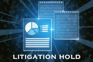 Litigation Hold Policies, blog by Elizabeth Klesmith, Tuesley Hall Konopa, LLP