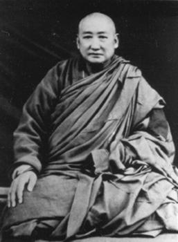 Nenghai lama (1886-1967) © Tibetan and Himalayan Library