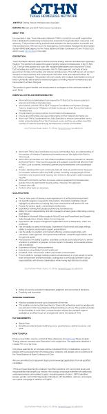 THN Information List