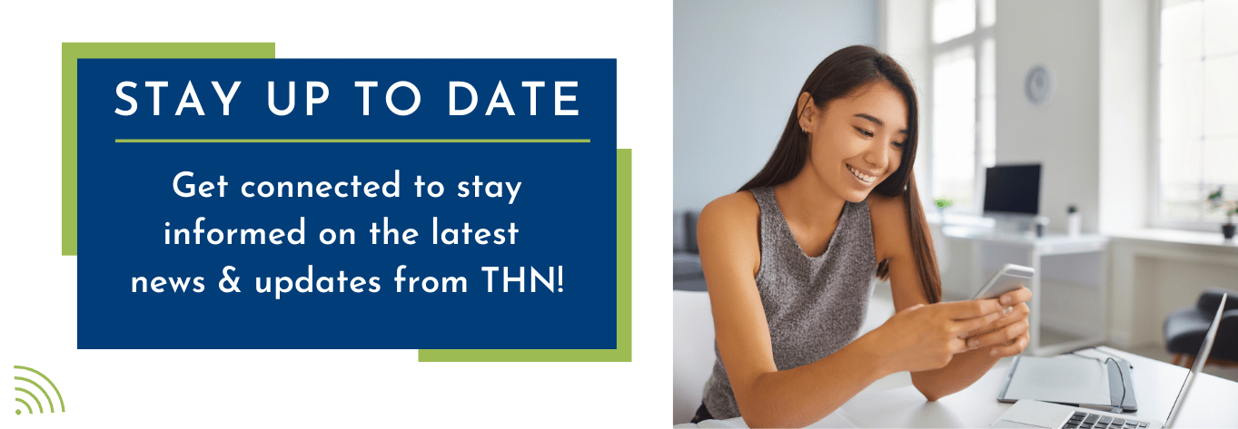 Stay up to date. Get connected to stay informed on the latest news and updates from THN