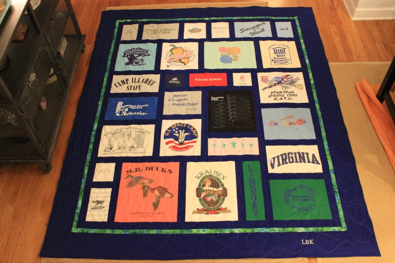 T Shirt Quilt Makers Indianapolis