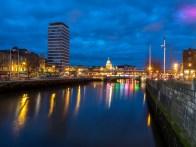 »Dublin - Sean O´Casey Bridge« -www.thomas-adorff.de