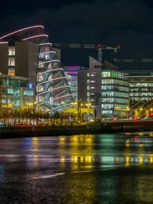 »Dublin - Samuel Beckett Bridge« -www.thomas-adorff.de