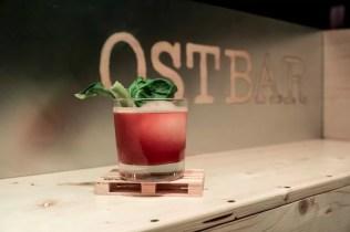 Ein Cocktail in der Ostbar in Bamberg