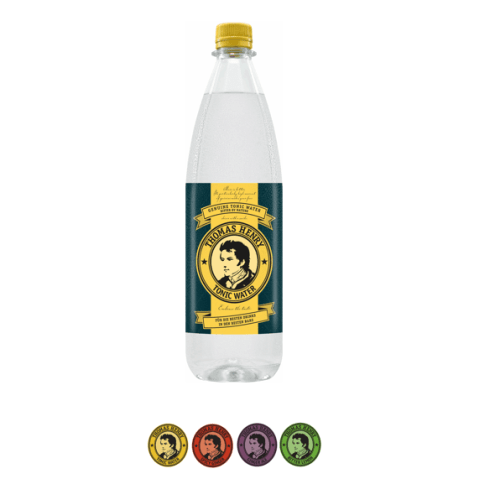 1l PET Tonic Water