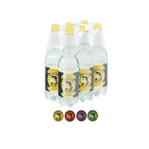 6x 0,75L PET Thomas Henry Tonic Water