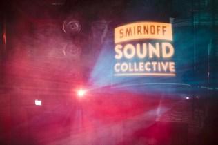 Thomas Henry bei Smirnoff Sound Collective