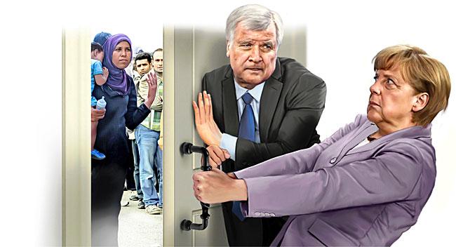 Image result for Die Welt am Sonntag, seehofer, photos