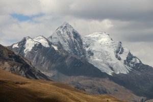 Huascaran (nachdem der Nationalpark benannt wurde)