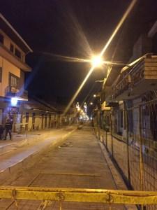 Cuenca bei Nacht (19:00 Uhr)