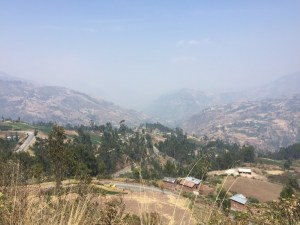 10km vor Cusco