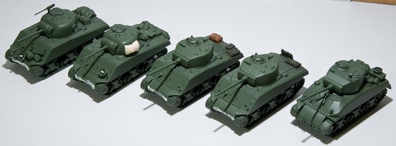 Shermans