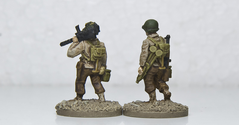US MG Team