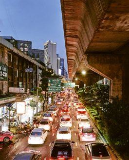 Bangkok by day and night