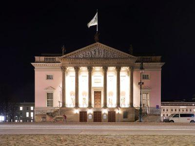 ein Ort der Kultur - die Staatsoper