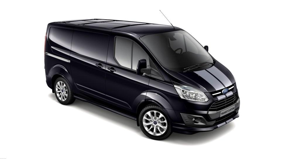 69989for-The all-new Ford Transit Custom Sport Van