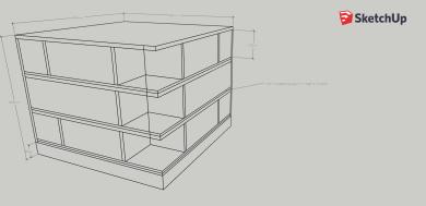 Cd Storage unit