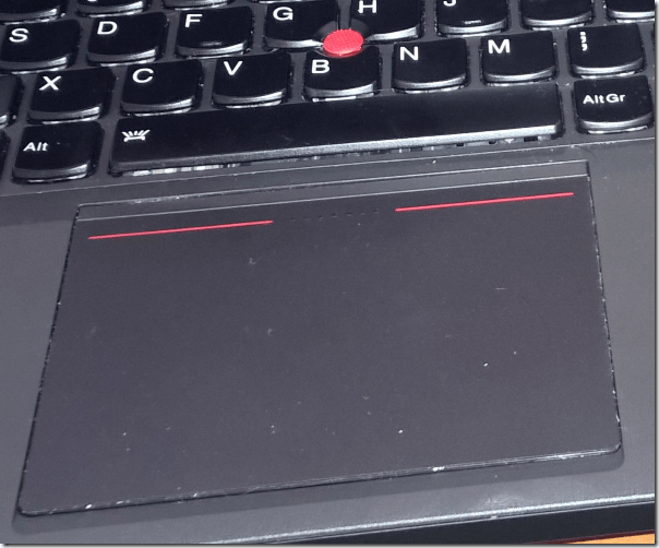 Solved: Lenovo, the Clickpad/Ultranav and the missing hardware