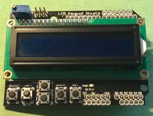 Walking Through the 1602 LCD Keypad Shield for Arduino – Epizeuxis net