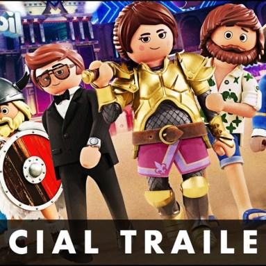 Playmobil - De Film (Trailer)