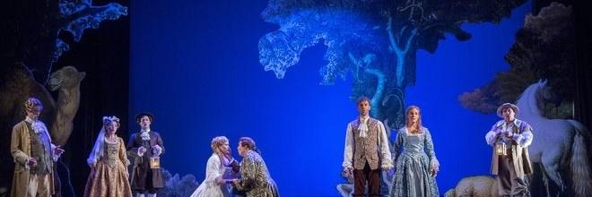 Die Hochzeit des Figaro am Theater