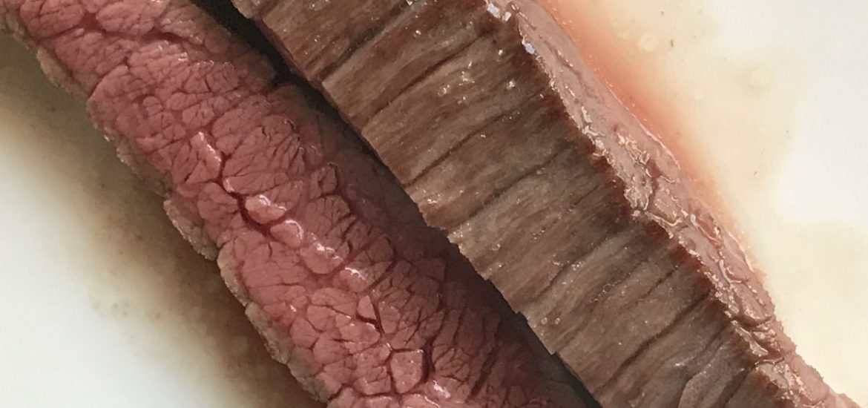 Flank Steak sous vide