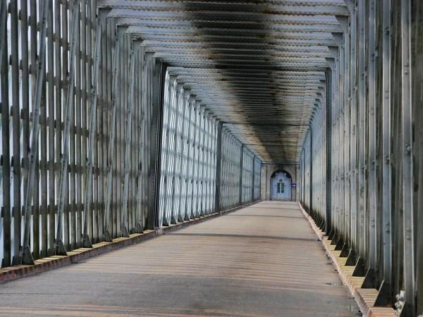 Brücke-Grenzfluss-Portugal-spanien- Rio Miño